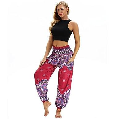 Hunzed - Pantalones de yoga para hombre y mujer, estilo ...