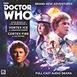 img - for Doctor Who Main Range: Vortex Ice / Cortex Fire book / textbook / text book