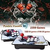 Retro Arcade Video Games Console - 2350 Games in Pandora Treasure 3D Box ,2 Players Joysticks Arcade Machine for Home, 1920x1080 HD Output(Double Console)