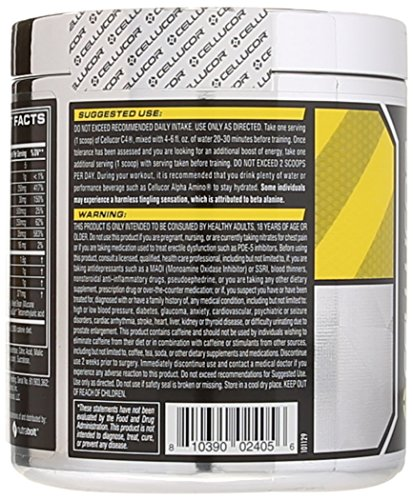 Cellucor, C4 Pre Workout (Old Formula) Supplements with Creatine, Nitric Oxide, Beta Alanine and Energy, G4v1, 30 Servings, Pink Lemonade