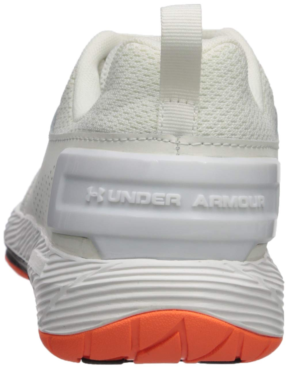 Under Armour Men's Commit TR EX Sneaker, Onyx White (108)/Black, 7 M US by Under Armour (Image #2)