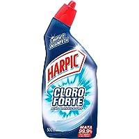 Limpador Sanitário Líquido com Cloro Harpic Cloroforte 500ml