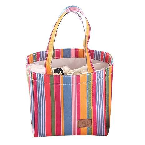 pulison (TM) nuevo bolsas de almuerzo con aislamiento frío ...