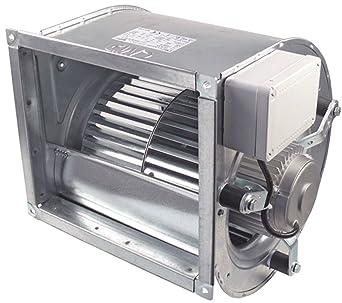Radial Ventilador Dain 373 W 230 V 1380u/min 10µF 50 Hz 9/9 Max. 4 ...