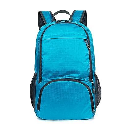 ab098b6a421e7 Sac à dos léger de voyage de voyage de sac à dos compact léger de ...