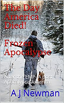 The Day America Died!  Frozen Apocalypse: After the EMP- A post Apocalyptic America by [Newman, A J]