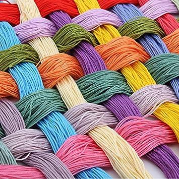 Joy Sunday Stamped Cross Stitch Kits Cross-Stitch Pattern Two Flamingos with DMC Threads White Fabric DIY Hand Needlework kit 16.5x20