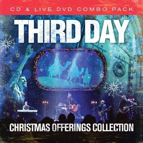 Christmas Offerings Collection by Third Day (2011) Audio CD (Christmas Offering Cd)