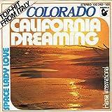 Colorado - California Dreamin' - Hansa International - 100 262, Hansa International - 100 262 - 100