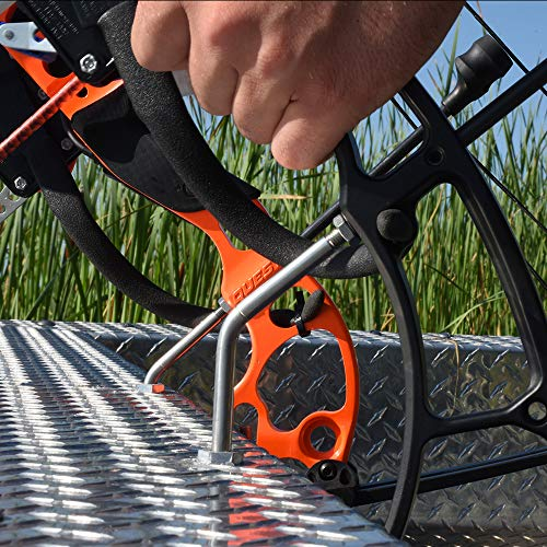 AMSBowfishing Muck Buster Line Puller with 3 Inch Extension…