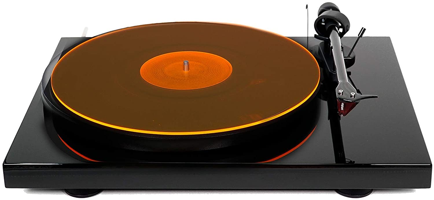 6. Hudson Hi-Fi OrangeLine Acrylic Mat: Tighter bass response and improved mid-range, exceptionally smooth surface, fresh modern look