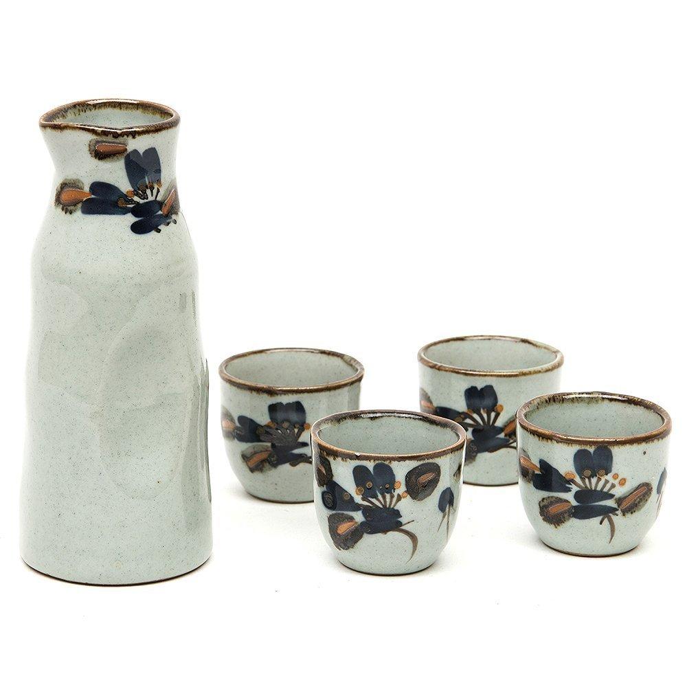 Handmade in Deruta Arte DItalia Imports Hand Painted Italian Ceramic Alcantara Sugar Bowl