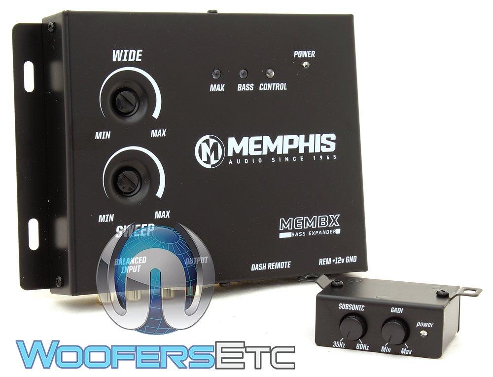 Memphis MEMBX Bass Expander