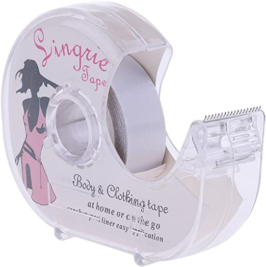 Lingerie Tape Double Sided Adhesive For Clothing Dress Body Wedding Prom BIUS