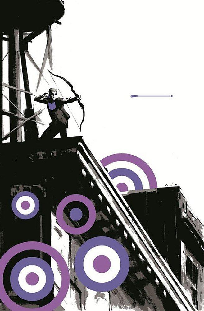 Hawkeye by Matt Fraction & David Aja Omnibus pdf