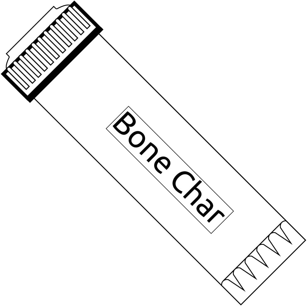 10-inch Bone Char Carbon Filter