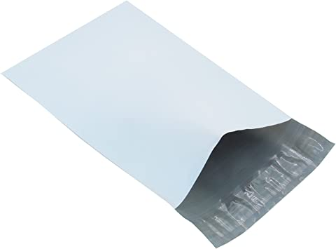 300 7.5x10.5 Poly Mailers Bags Plastic Shipping Envelopes Self Seal