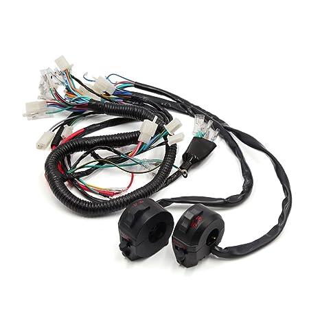 Awe Inspiring Amazon Com Uxcell A17031000Ux0985 Motorcycle Relay Automotive Wiring Digital Resources Funiwoestevosnl