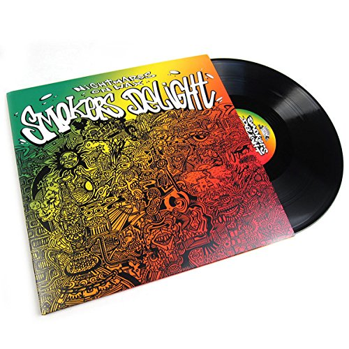 Price comparison product image Nightmares On Wax: Smokers Delight (Free MP3) Vinyl 2LP