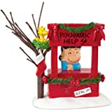 Department 56 Peanuts Village Lucy is in Accessory Figurine