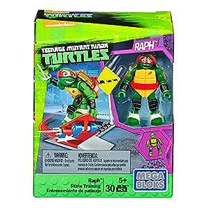 Megabloks - Tortugas Ninja - Entrenamiento Callejero: Amazon ...
