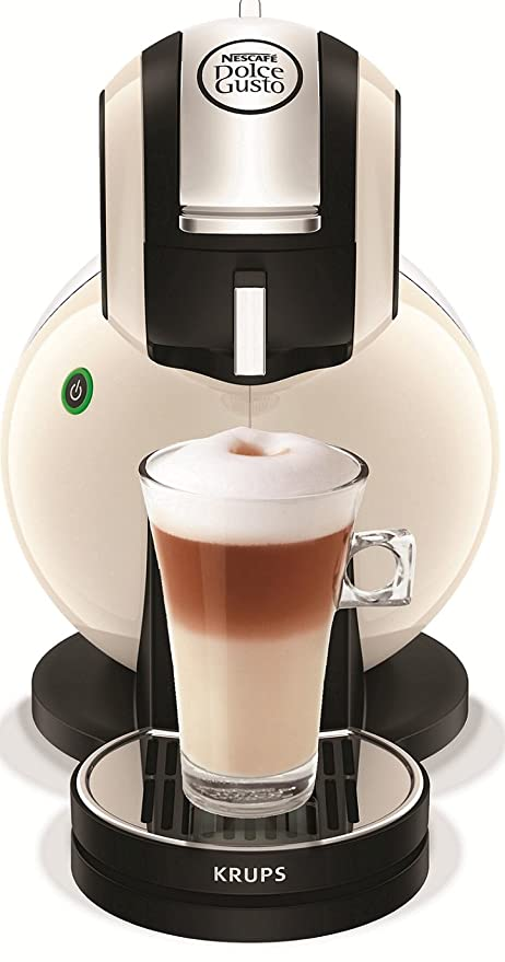 Krups Dolce Gusto Melody, Cafetera de capsulas automatica ...