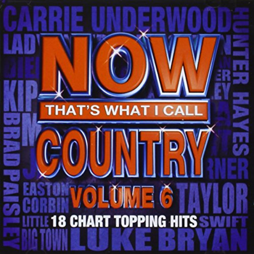 Now Country, Vol. 6 (CD)