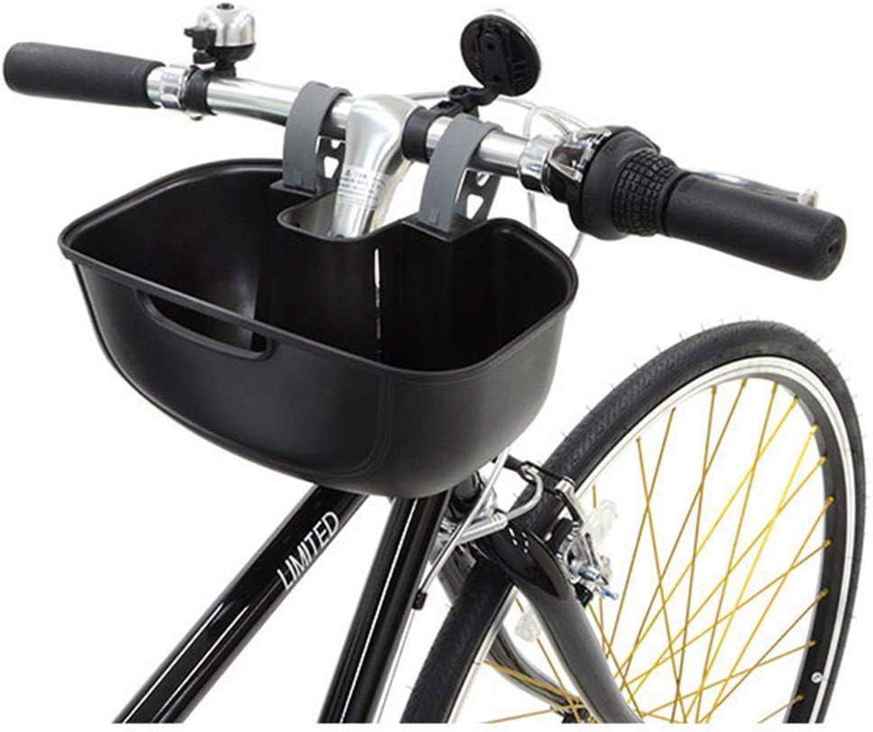 ZXXxxZ Cesta de Bicicleta Scooter de plástico Cesta Delantera para ...