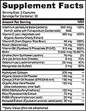 NATURELO Hair, Skin and Nails Vitamins - 5000 mcg