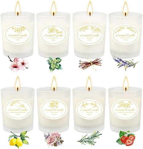 12 oz Meditation Soy Wax Candle