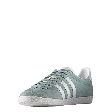 76d59ab1bf331 adidas Gazelle OG, Legend Green/FTWR White/Legend Green, 9, 5 ...