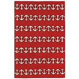 nautical outdoor fabric - Liora Manne Monaco Nautical Rug, Indoor/Outdoor, 5' by 7'6
