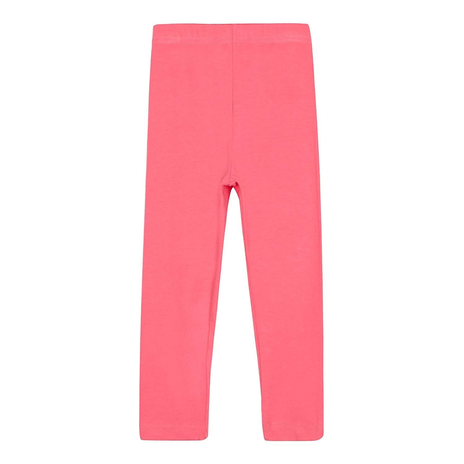 bluezoo Girls' Pink Leggings Age 1-6 Years