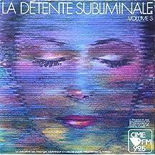 La Détente Subliminale Volume 3 - 1984 - (Copy Canada) - Vinyl Records - LP
