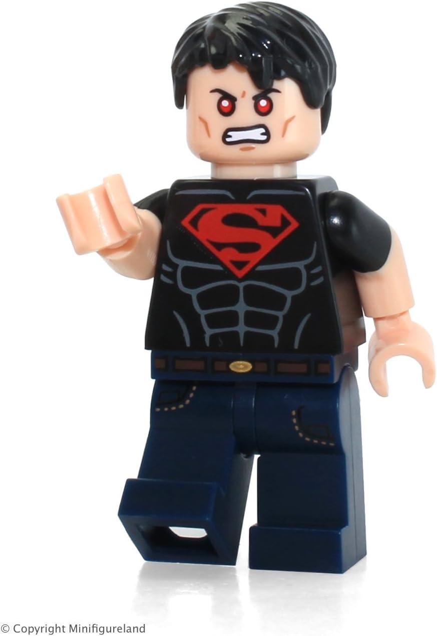LEGO DC Superboy Minifigure [Loose] by DC Comics