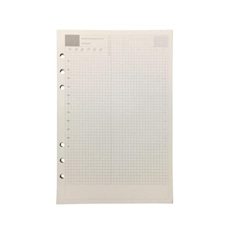 Office Products Paper alpha-grp.co.jp Blank Refill Paper for 6 ...