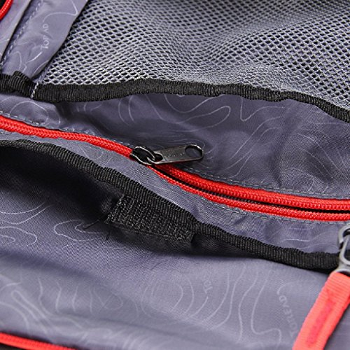 Outdoor usura campeggio 30 litri borsa da viaggio zaino alpinismo