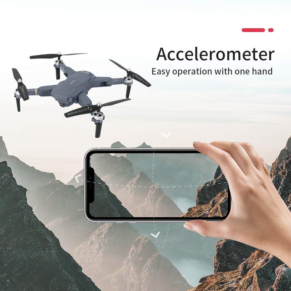3T6B Dron con Cámara,1080P HD, Avión WiFi FPV por Control Remoto ...