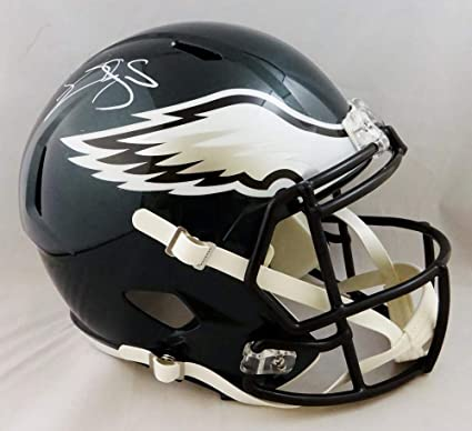 brand new 62b24 12b8f Amazon.com: Donovan McNabb Autographed Philadelphia Eagles ...