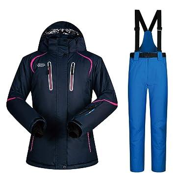 Ensemble La Pantalon Pour Veste Femme Ski Klerokoh Avec De TA6qTxdF