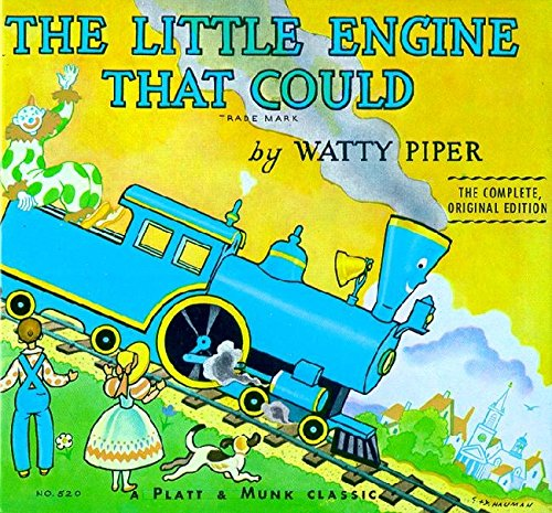 The Little Engine That Could (Original Classic Edition) - Little Childrens Books