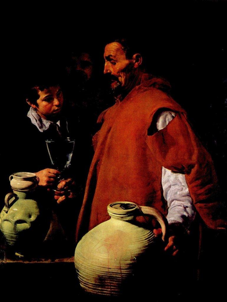 Lais Puzzle Diego Velázquez - Il Venditore di Acqua di Siviglia 2000 Pezzi