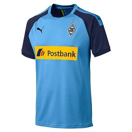 wholesale dealer 2619c 797ca Amazon.com : PUMA 2019-2020 Borussia MGB Away Football ...