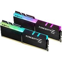 G.Skill F4-3000C16D-16GTZR - 16GB(8GBX2) G.SKILL Trident Z RGB DDR4 PC4-24000 3000MHz