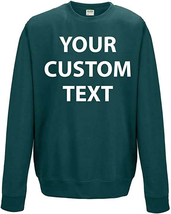 4ec7346b Custom Jade personalised Sweatshirts, KIDS custom Sweatshirts 3-4 years:  Amazon.co.uk: Clothing