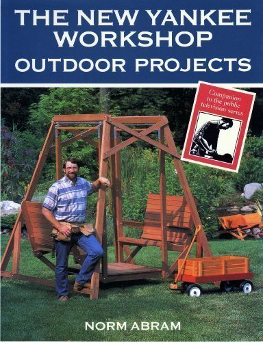 The New Yankee Workshop Outdoor Projects (Sales Furniture Patio Outdoor)