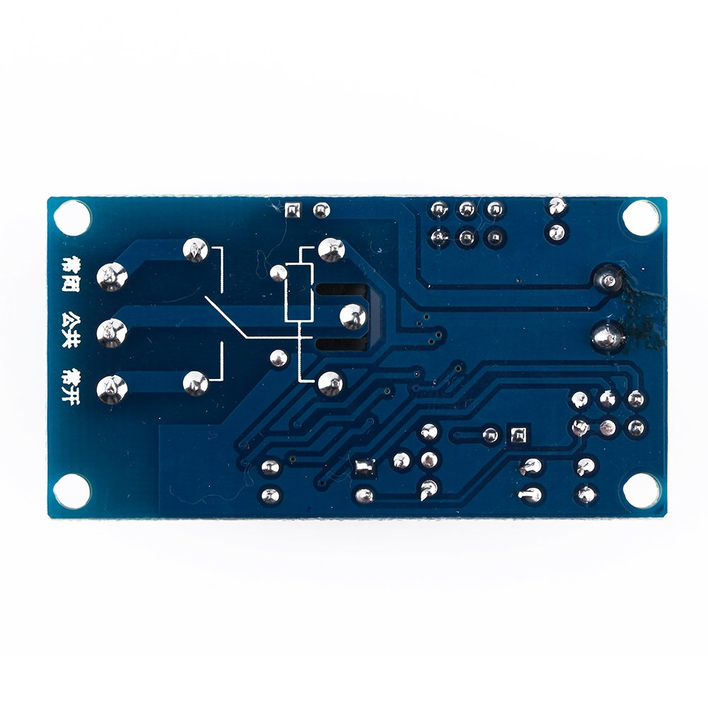 5v Dc Delay Relay With Timer Turn On Turnoff Device Relaycontrol Controlcircuit Circuit Off Switch Module Automotive