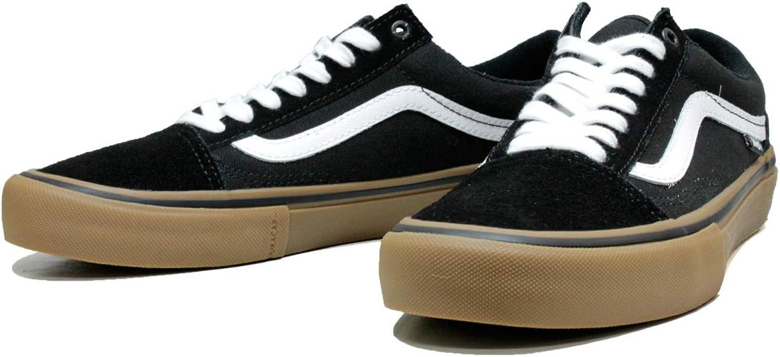 Amazon.com | Vans Old Skool Pro Black