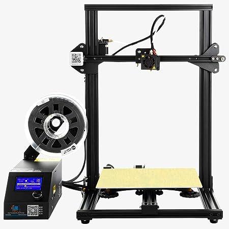 HZYYZH Impresora 3D DIY (300Mm * 300 * 400Mm), Impresora de Gran ...