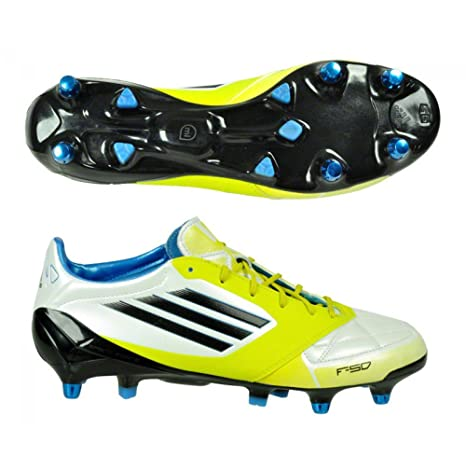 Adidas - F50 Adizero XTRX SG Leather - V21450 - El Color Blanco - ES-Rozmiar: 40.0 32Y5jw
